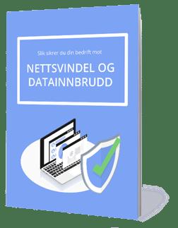 Slik sikrer du din bedrift mot nettsvindel og datainnbrudd Forside